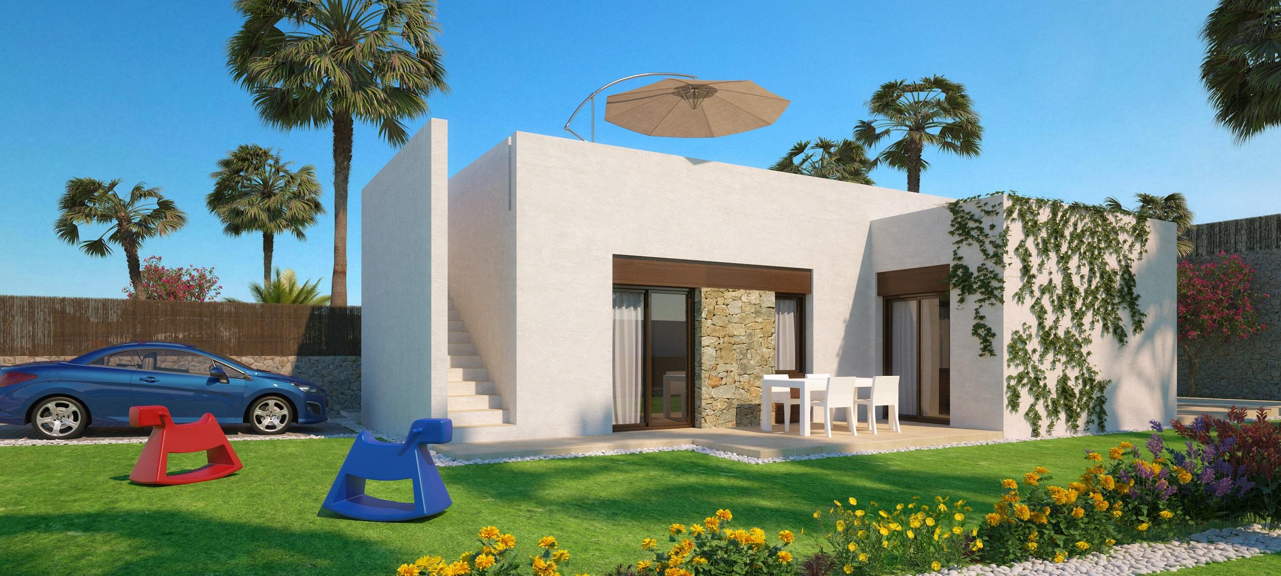 Villa moderne espagne costa blanca clickforthesun for Villa moderne 2016
