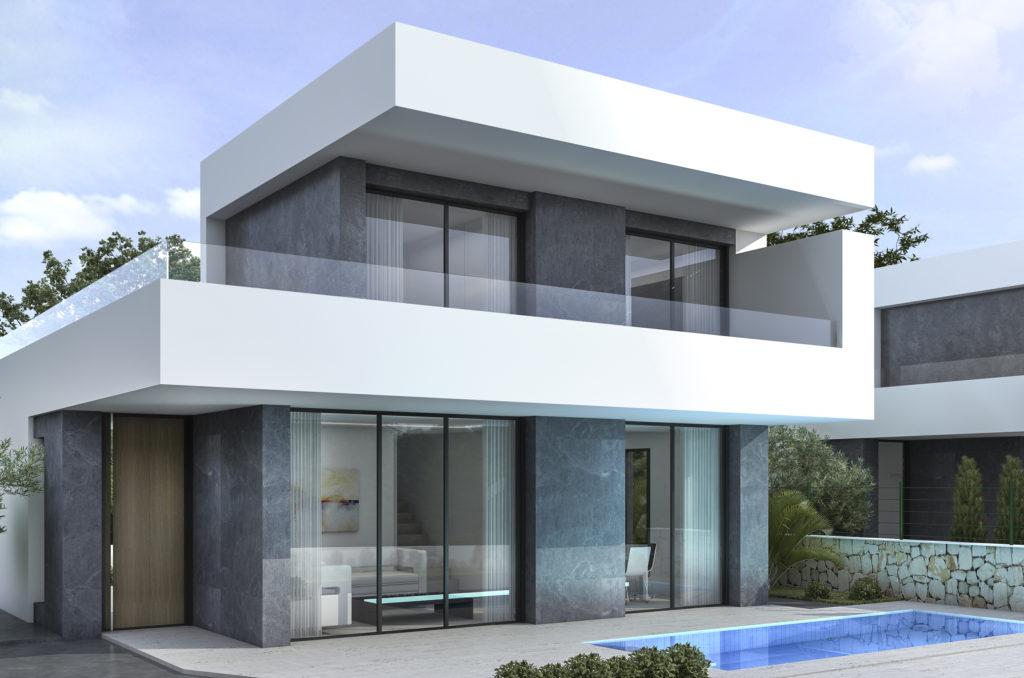 image Magnifique Villa à Denia