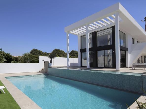 image Villa moderne à vendre en Espagne