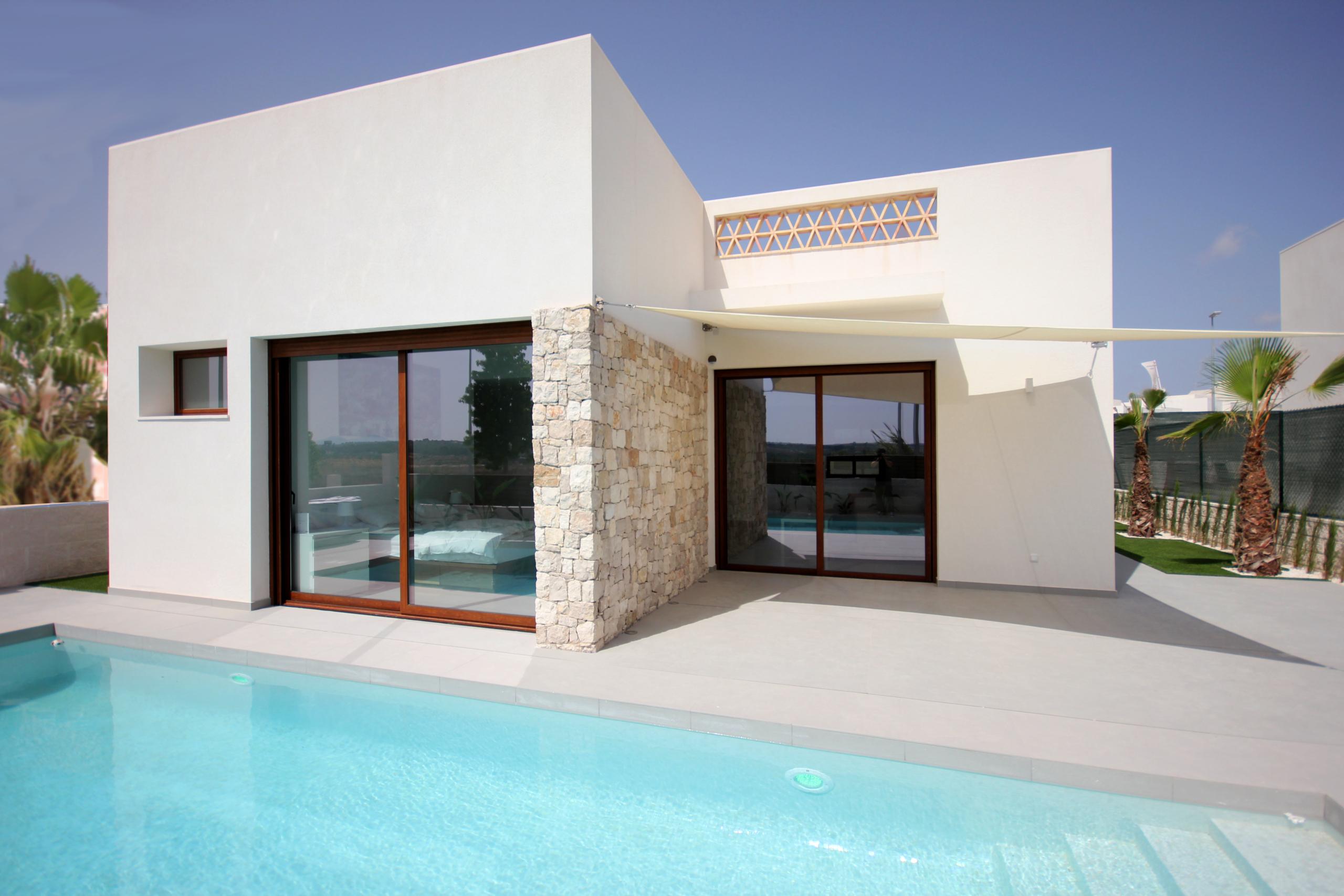image maison avec piscine à vendre en espagne