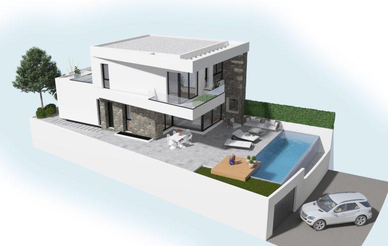 image Villa de Luxe à vendre Espagne vue mer