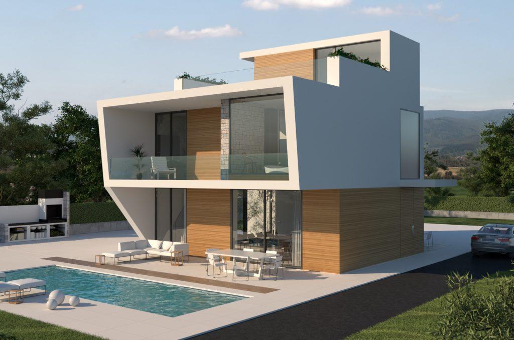 image Nouvelle villa à vendre à Campoamor