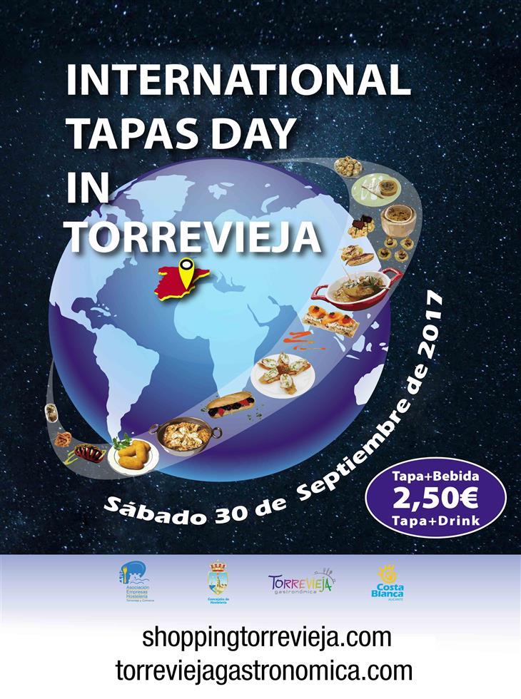 image Tapas day in Torrevieja