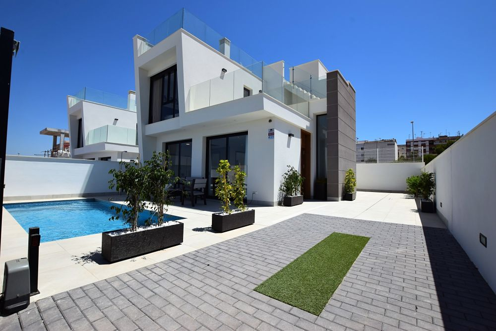 image Villa á vendre á Benijofar