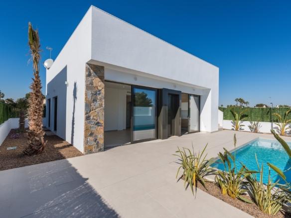 image Superbe villa à vendre à Santiago de la Ribera