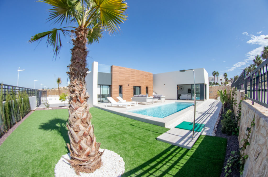 image villa vendre Golf Espagne