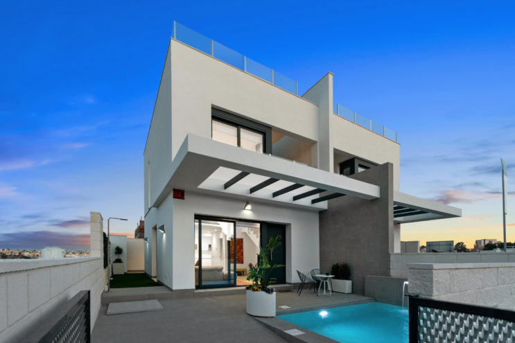 image New Build 3 Bedroom Townhouse Costa Blanca