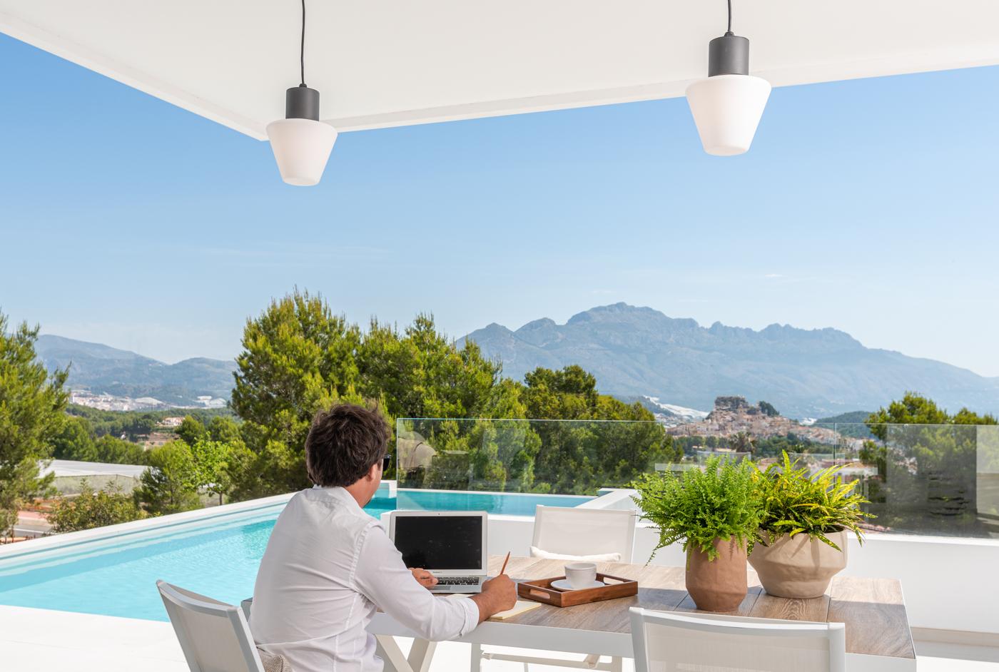 image Villa de Prestige à vendre à Polop Terrace
