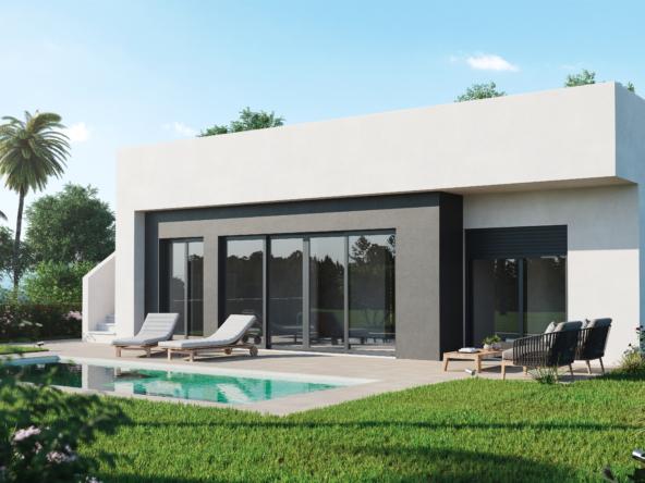 image Villa plain-pied 3 Chambres à vendre en Espagne