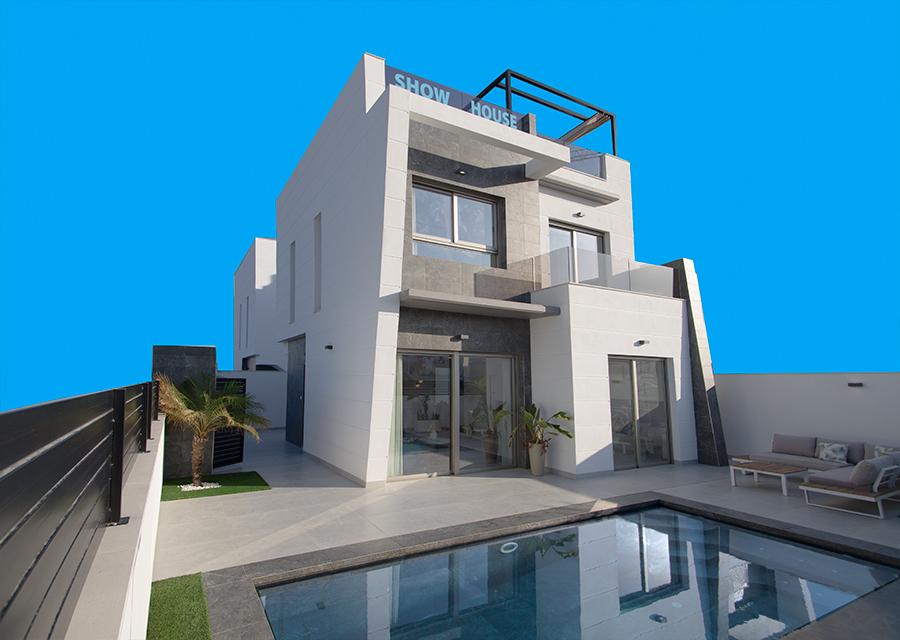 image Villa moderne à vendre à Benijofar