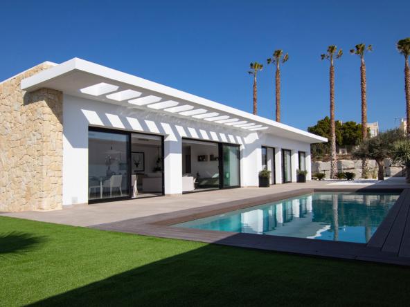image Villa contemporaine à vendre en Espagne