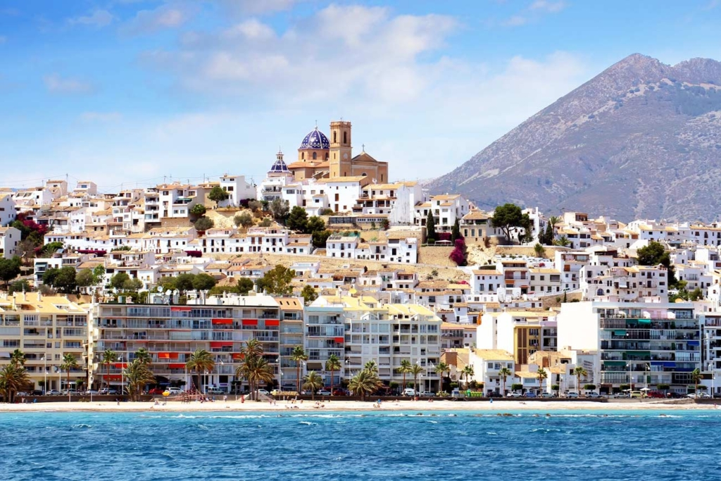 image Appartement bord de mer à vendre Altea Espagne