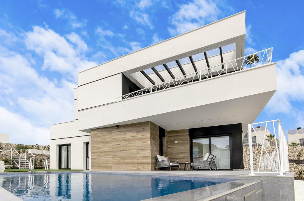 IMAGE Villa avec piscine à vendre à Benidorm