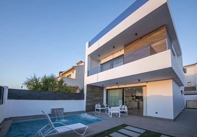 image Villa neuve à vendre Santiago de la Ribera extérieur