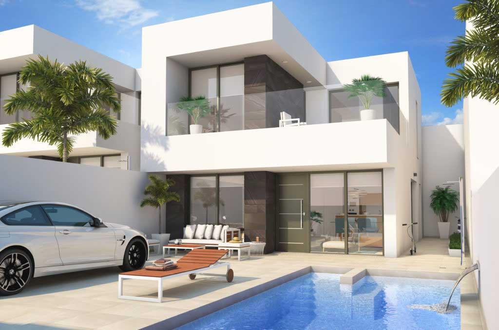 image Villa à vendre avec sous sol à Benijofar