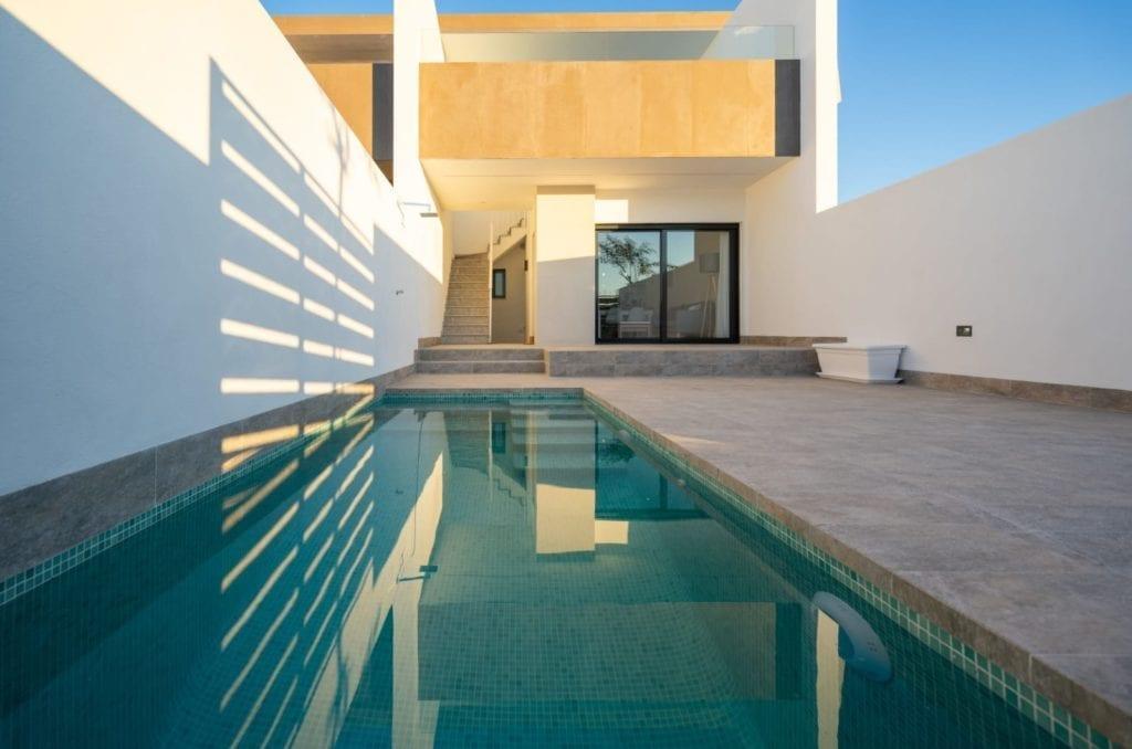 image Maison à vendre en Espagne région sud Alicante piscine