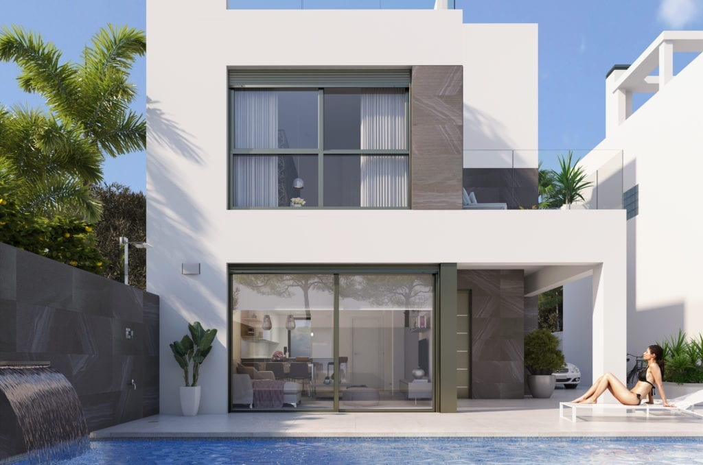 image Modern villa for sale Orihuela Costa Spain