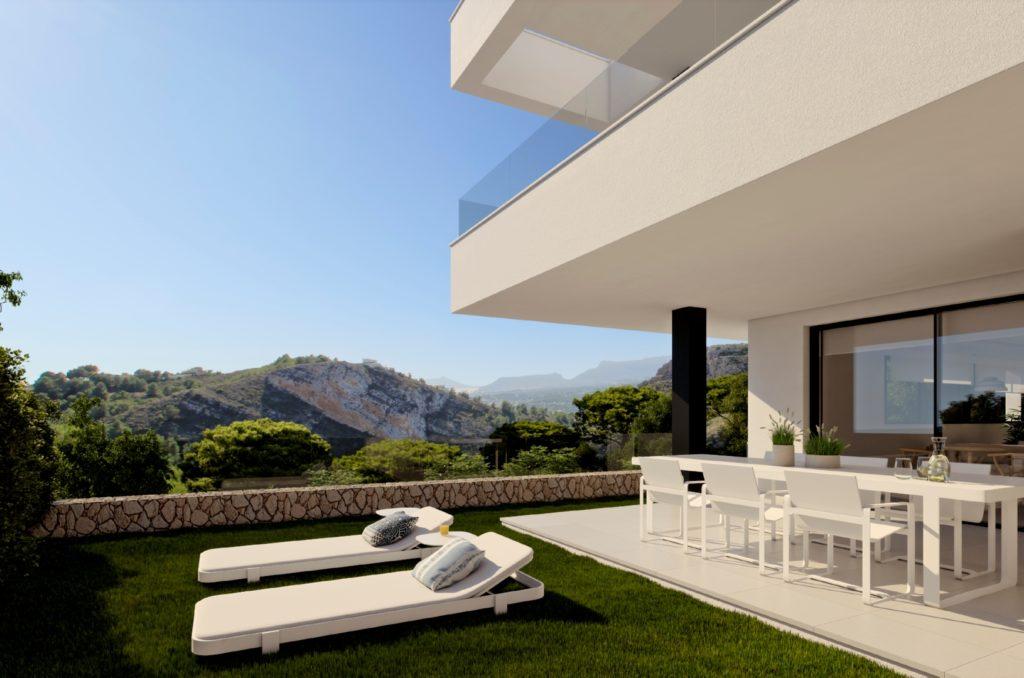 image appartement luxe à vendre à Espagne