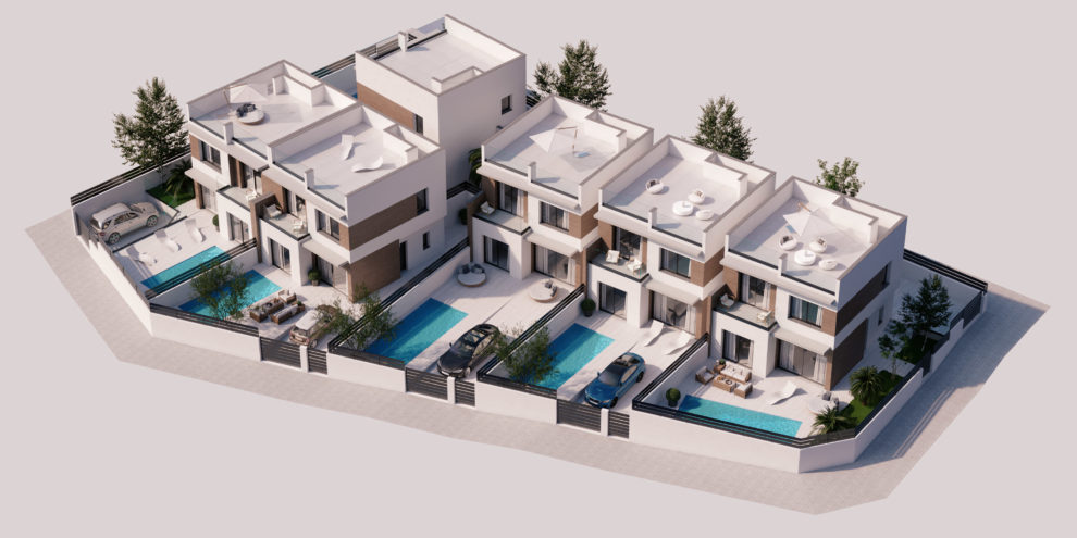 Image New Villa with Private Pool in Benijófar