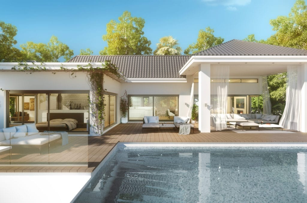 image Villa méditerranéen à vendre à Javea Espagne