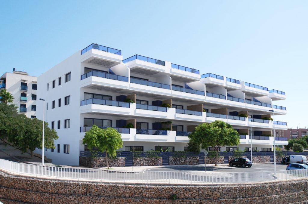 image Appartement neuf à vendre à Santa Pola Espagne