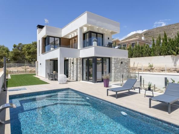 image Maison à vendre à Benidorm vue mer