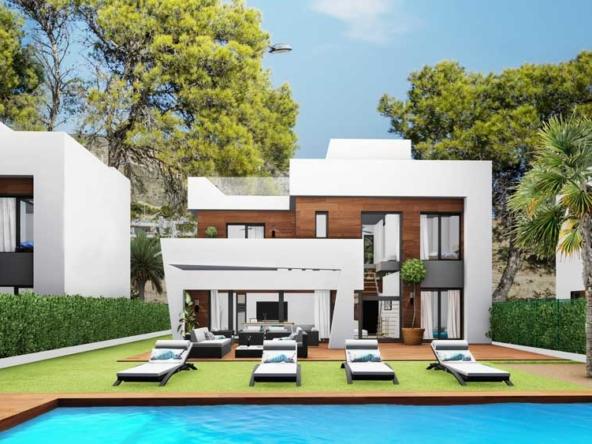 image Grande villa moderne à vendre à Benidorm