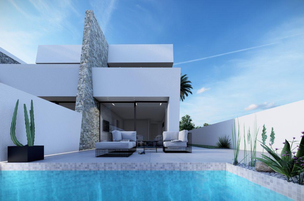 image Nouvelle maison à vendre à San Pedro del Pinatar 1