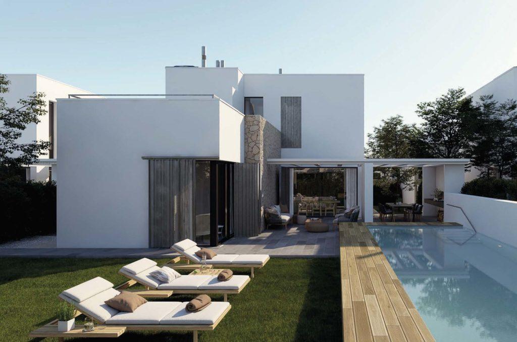image Nouvelle Villa à vendre Campoamor région Alicante sud