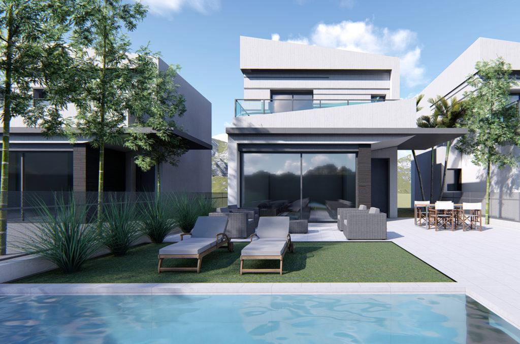 image Nouvelle maison à vendre en Espagne région Alicante