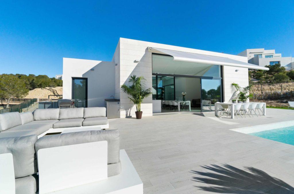 image Nouvelle construction villa de luxe las Colinas Golf
