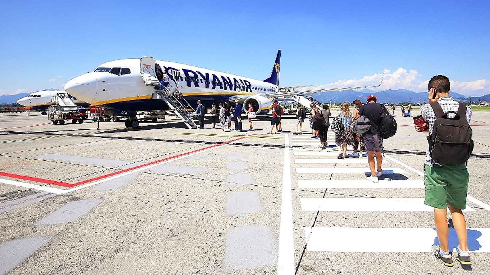 image Les nouvelles règles pour voyager avec Ryanair