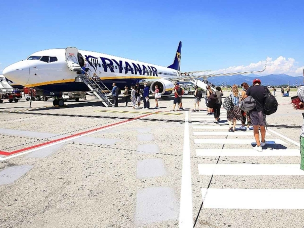 image New rules for flying with Ryanair