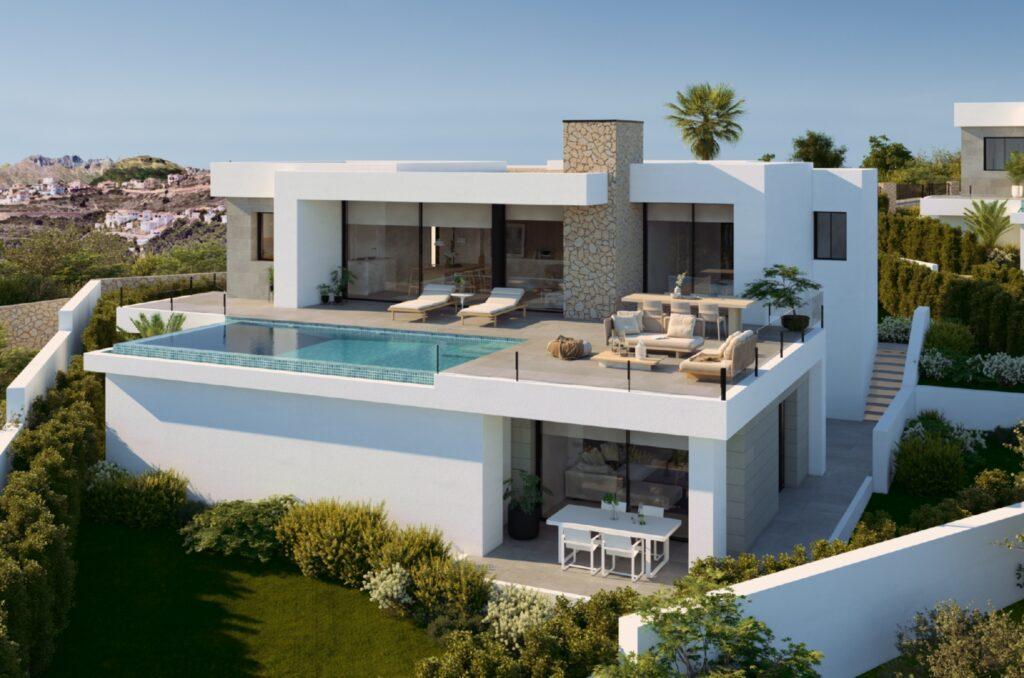 image Villa à vendre à Cumbre del Sol Espagne région Alicante