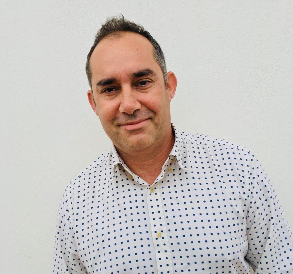 Patrick Gordinne Pérez