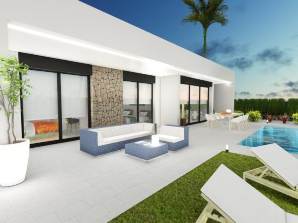 image Maison moderne à vendre à Calasparra chambre 2