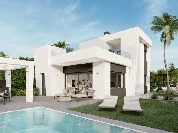 image Maison a vendre Espagne à Orihuela Costa