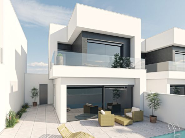 image Moderne villa