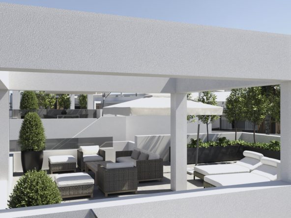 image Penthouse Espagne Villamartin
