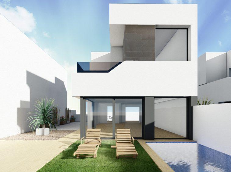 image Maison avec garage en Espagne