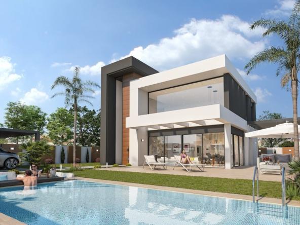 image Villa de luxe à la Zenia