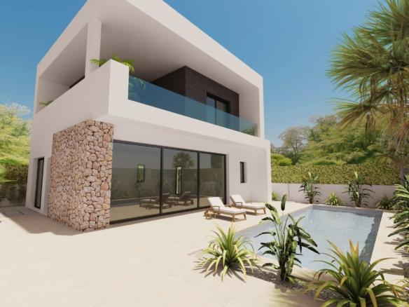image Villas à vendre à Santiago de la Ribera